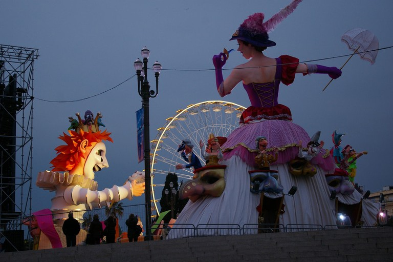 Nice's carnival is a great party experience