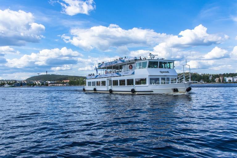Lakeland ferry