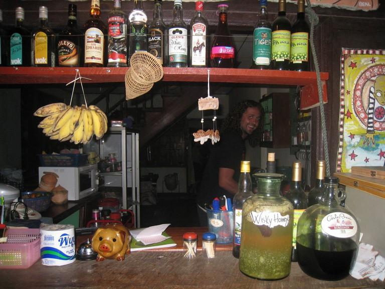 Mixed Drinks, Bokeo