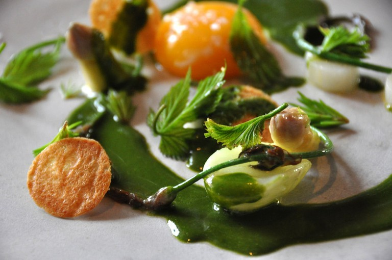 A Noma dish © cyclonebill / Flickr
