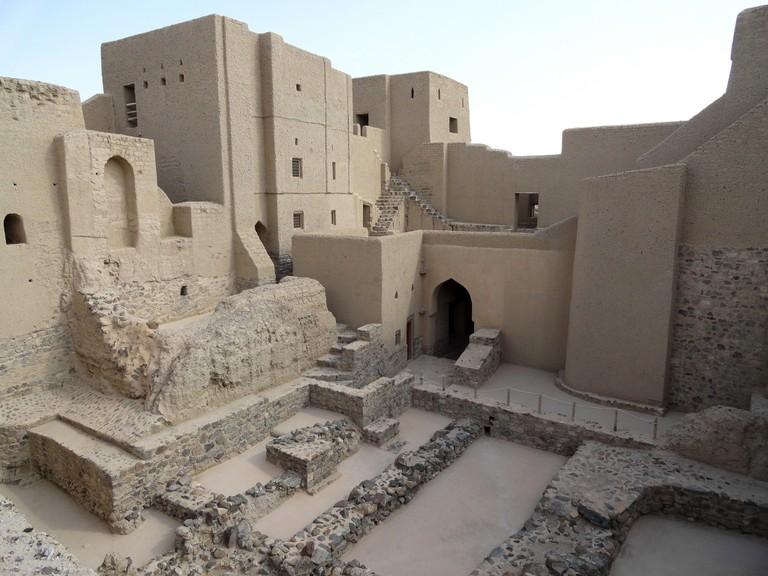 Bahla Fort © Fabio Achilli