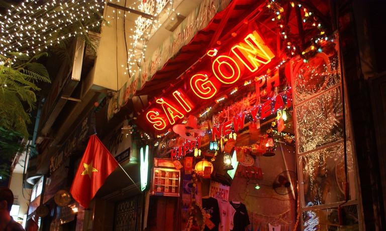 Happy New Year, Saigon | © alex.ch/Flickr