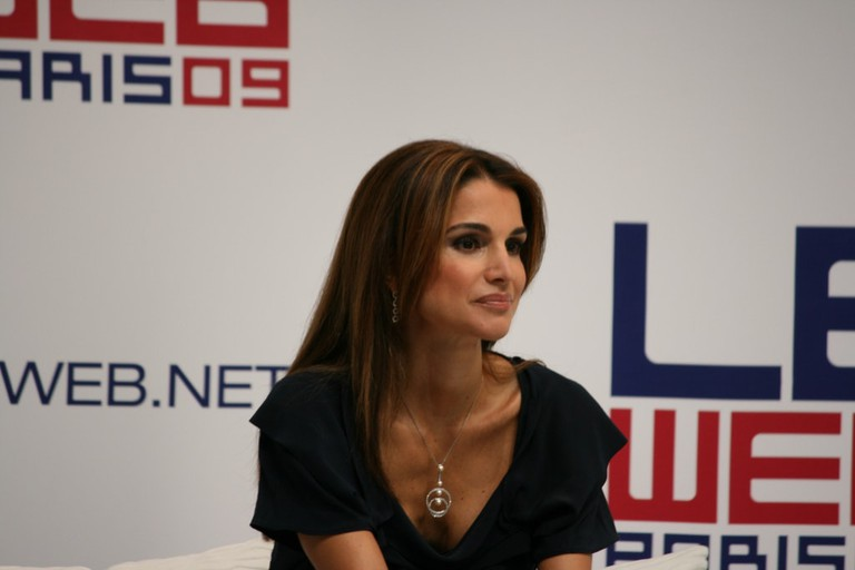 Her Majesty Queen Rania Al Abdullah of the Hashemite Kingdom of Jordan