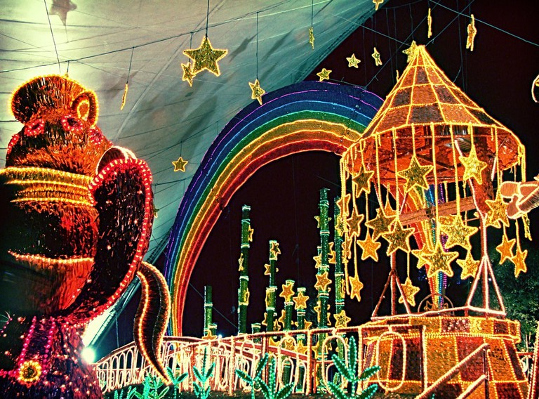 Medellin goes all out during Christmas!