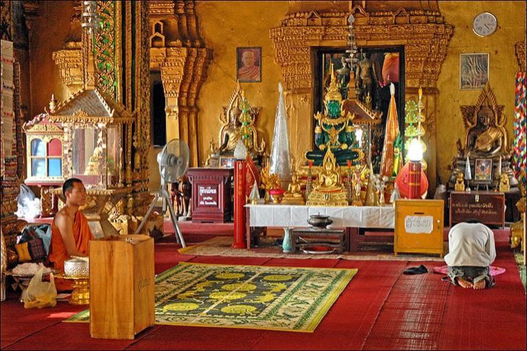 Wat Si Muang | © Jean-Pierre Dalbèra/Flickr