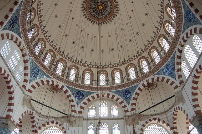 Rüştem Paşa Mosque