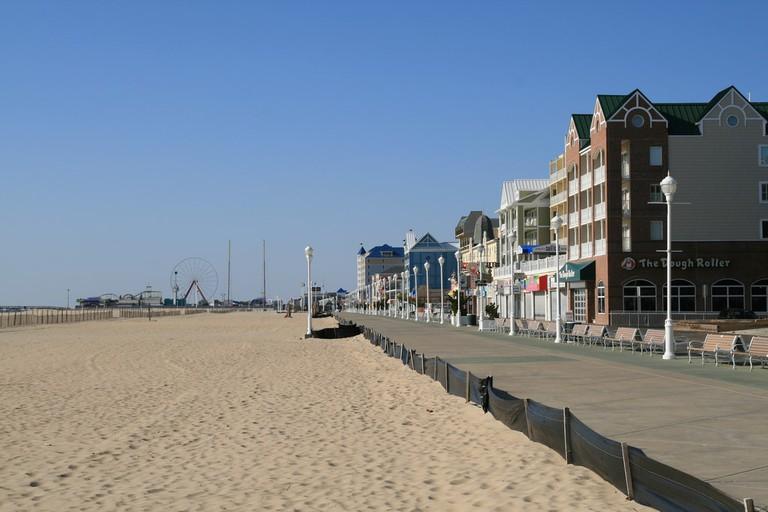 Ocean City, Maryland | © Bernt Rostad/Flickr