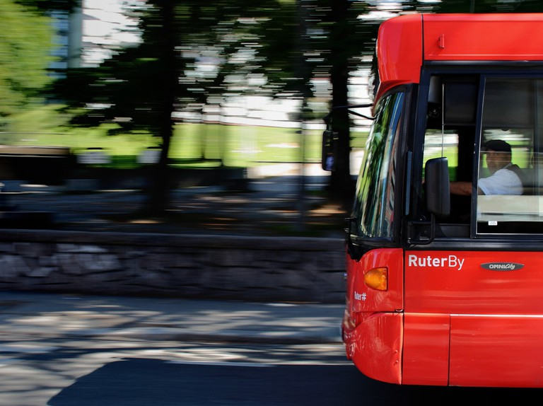 Bus in Oslo