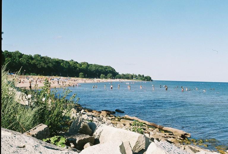 Bradford Beach, Milwaukee