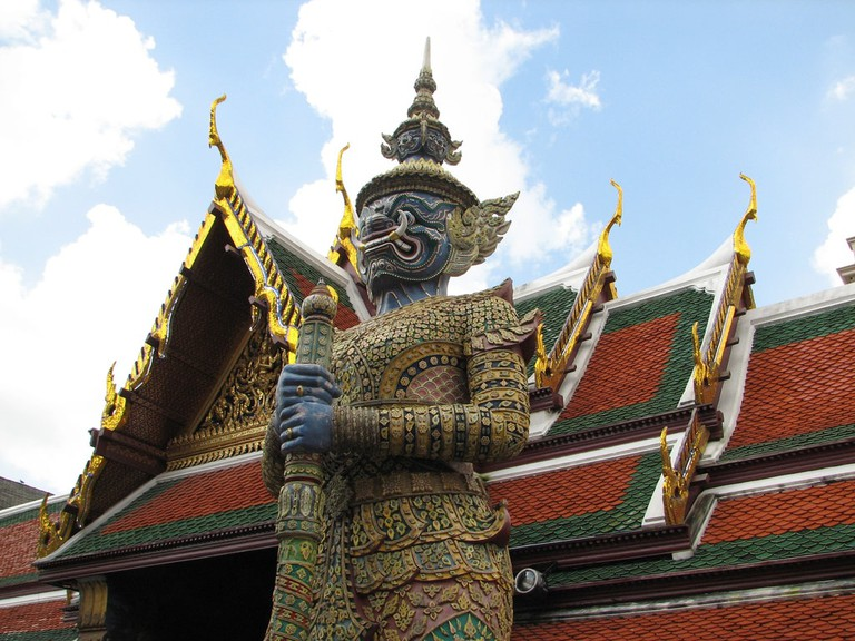 Garuda at Wat Phra Kaew