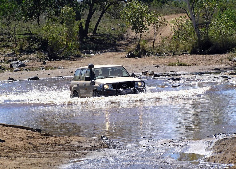 4WD in the Kimberley | © David Busch/Flickr