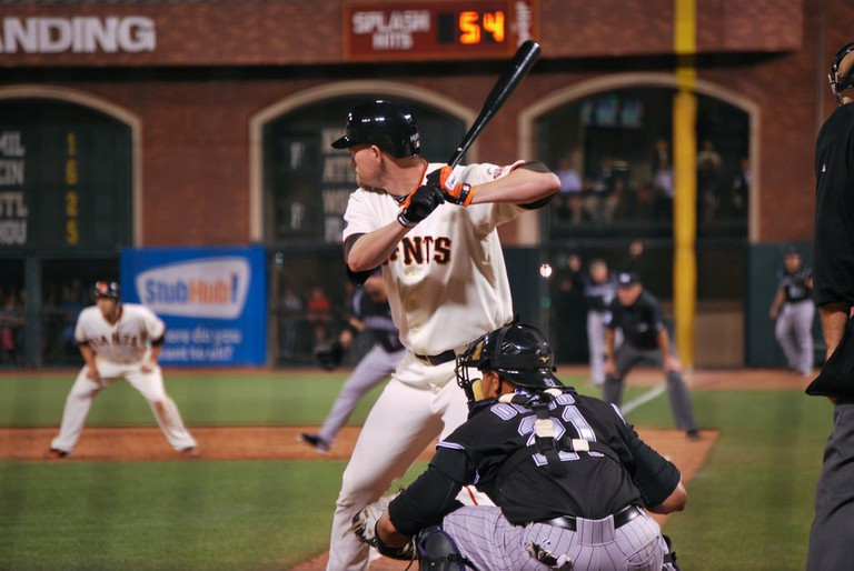 San Francisco Giants September 2010 Ι © HarmonyRae/Flickr