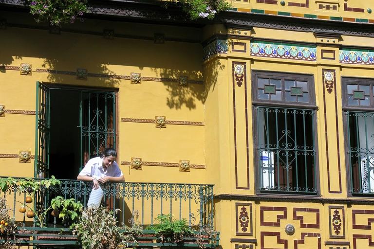 Barrio de Santa Cruz, Seville