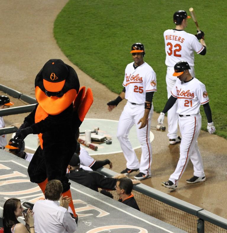 Baltimore Orioles | © Keith Allison/Flickr