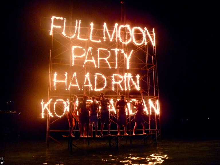 The Full Moon Party soon became a buzzword on everyone's lips