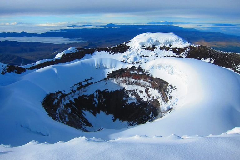 Cotopaxi volcano | © Clay Junell / Flickr