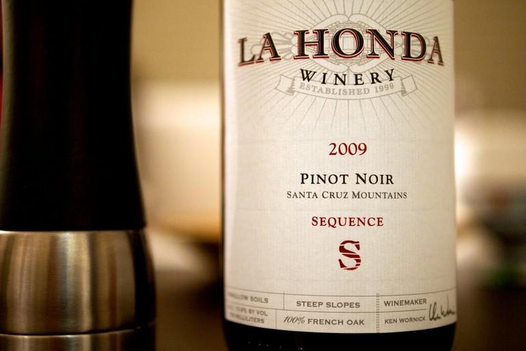 "La Honda Winery ""Steep Slopes"""