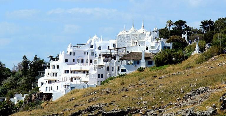 Casapueblo, Punta Ballena