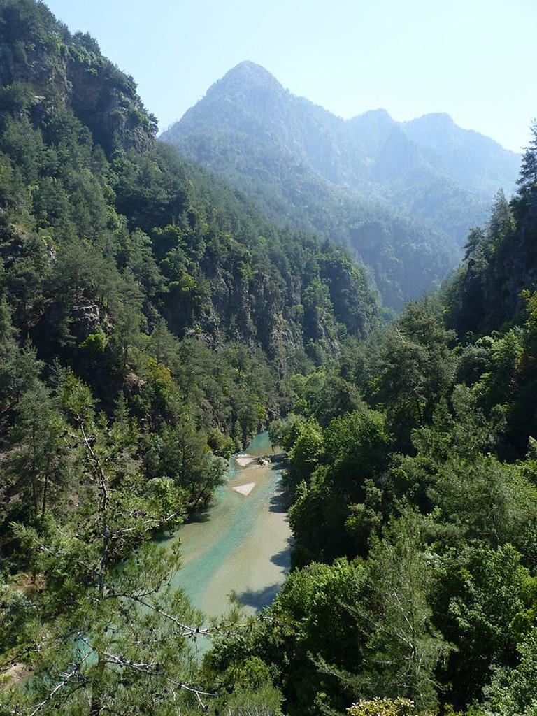 Nahr Ibrahim (Abraham River)