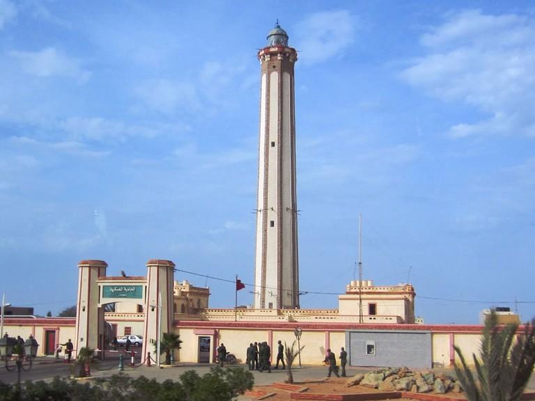 Boujdour army base