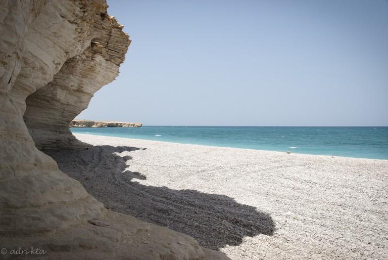 Oman Coast © AdRikTa