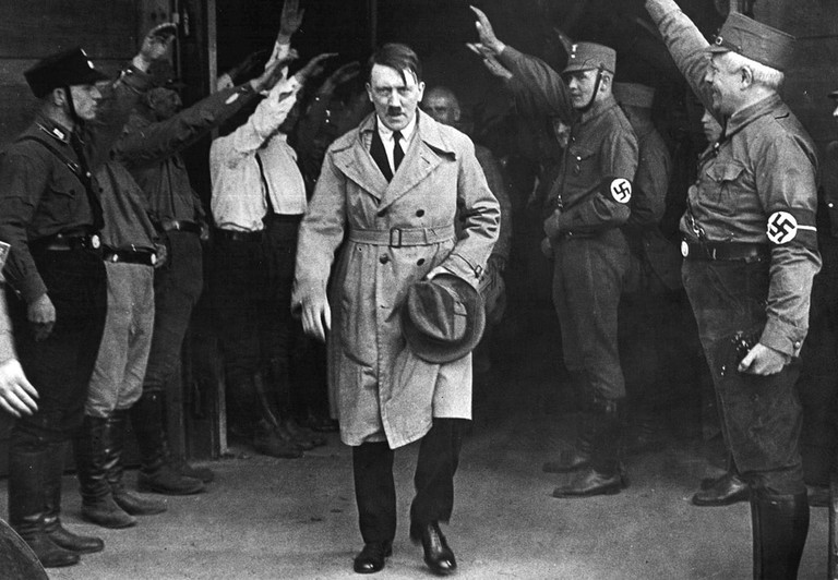 The name Adolf Hitler is banned in Germany