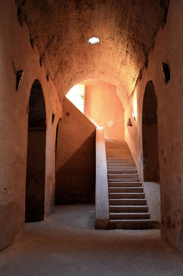 Meknes underground prison