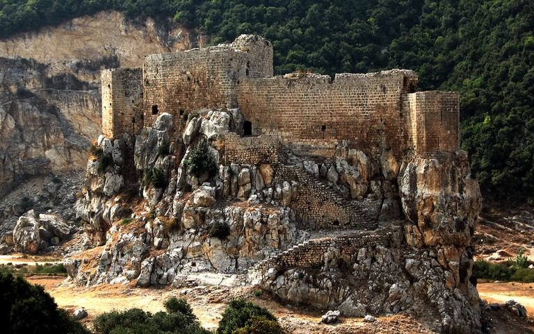 Crusader Castle, Batroun