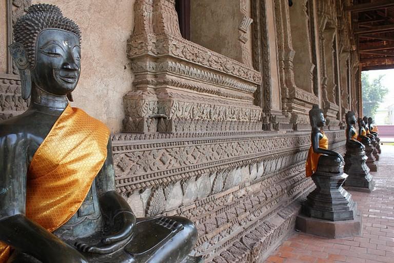 Ho Phra Keo | © Lydie/Flickr