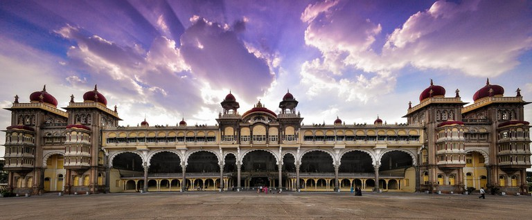 The Mysore Palace © Spiros Vathis