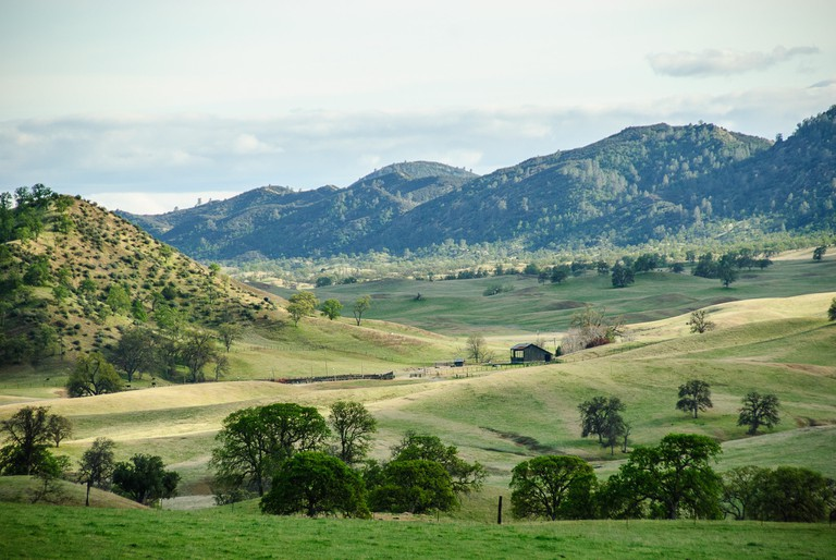 Day 114: California ranch country