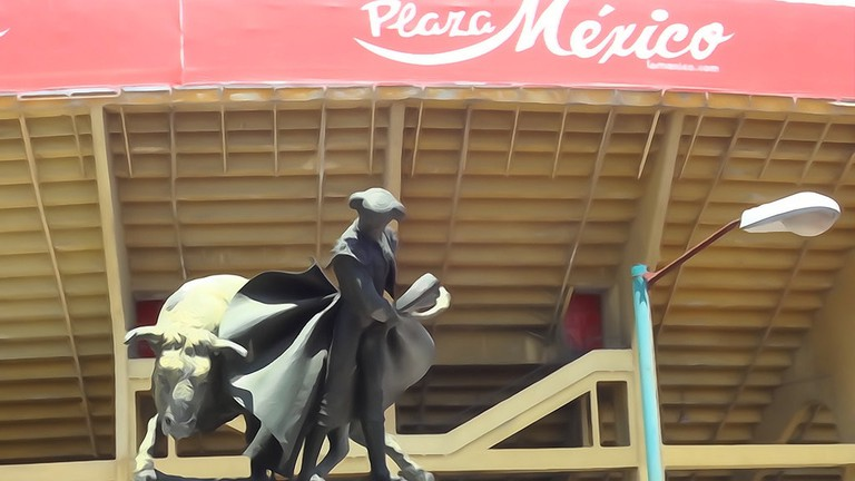 Plaza de Toros Mexico │
