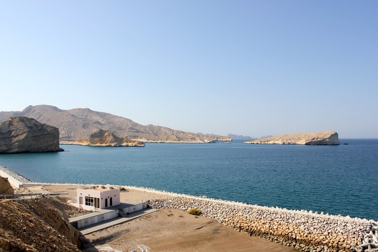 Oman Dive Center © Isabell Schulz