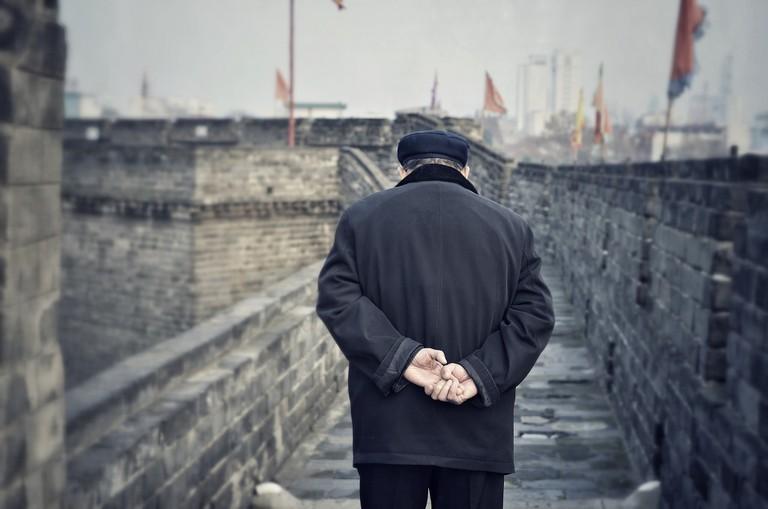 Jingzhou City Walls