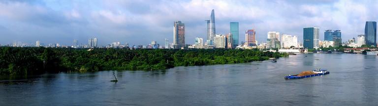 The Saigon River | © 一人寿司-Hitori Sushi/Flickr