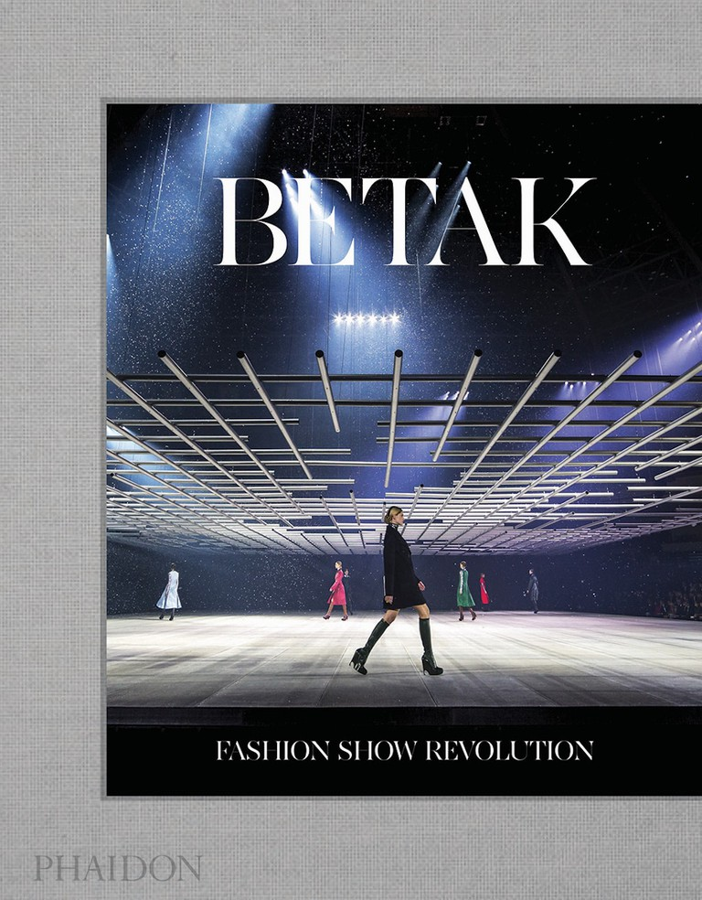 Betak: Fashion Show Revolution, Phaidon