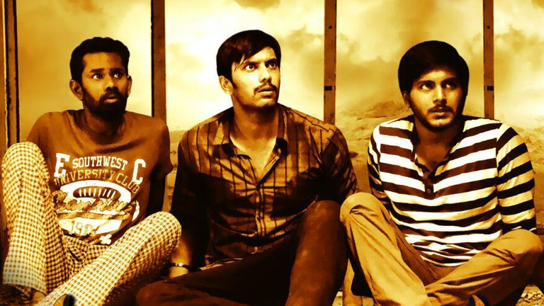 A still from DeMonte Colony