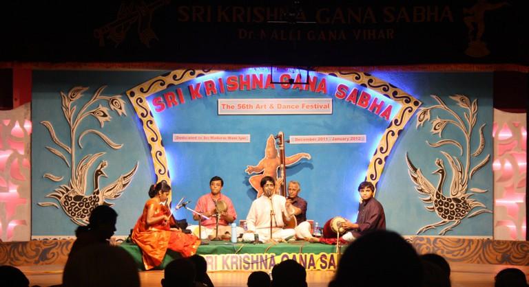 Abhishek_Raghuram_at_Sri_Krishna_Gana_Sabha