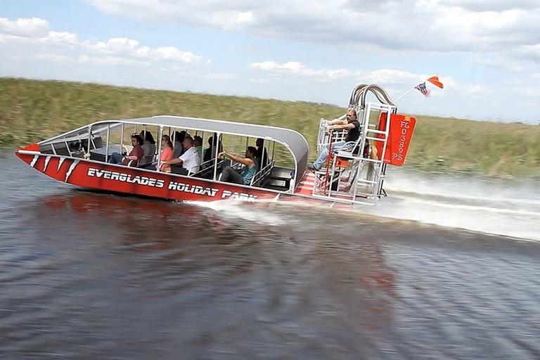airboat everglades