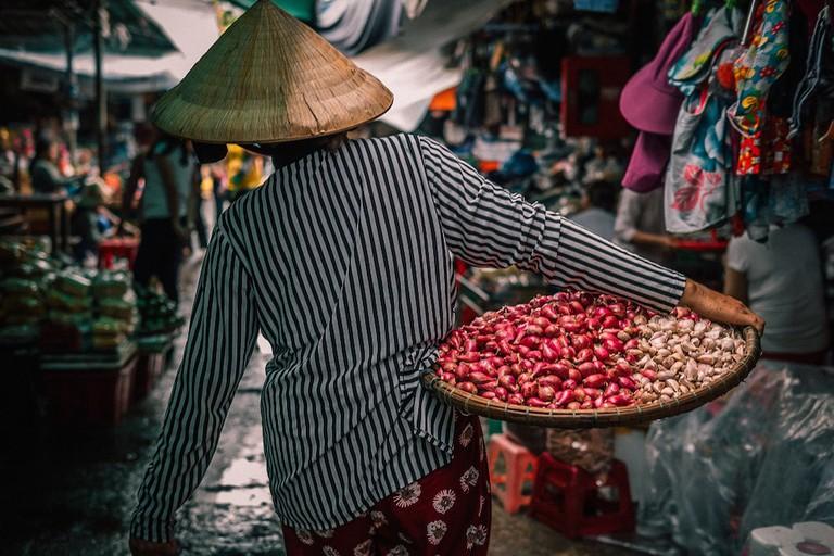 Dong Ba Market, Thành phố Huế, Vietnam | © Alice Young/Unsplash