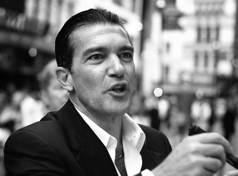 """Actor Antonio Banderas could be described as """"suave"""""""