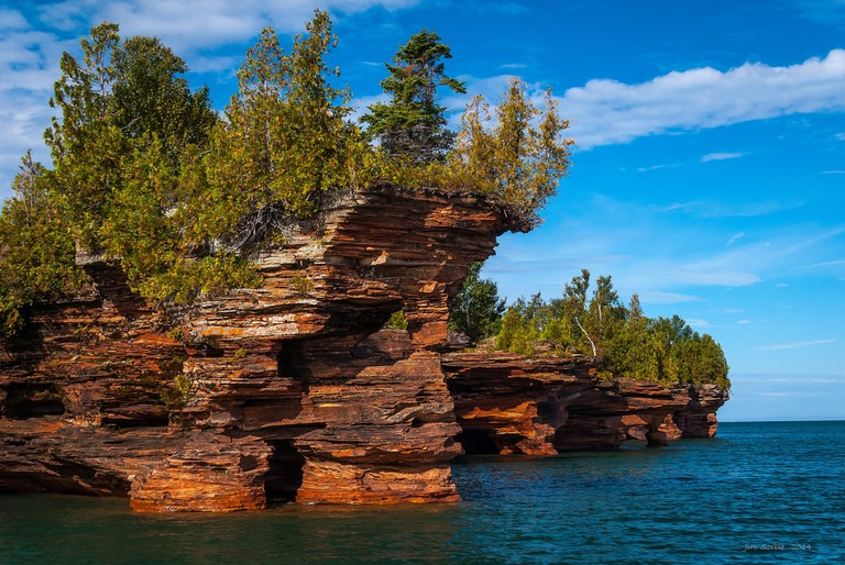 Apostle Islands | © Jim Sorbie / Flickr