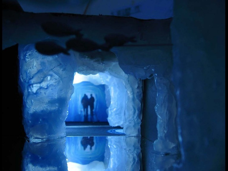 Journey through the history of ice in the Alps