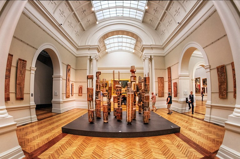 Art Gallery of NSW | © Pedro Szekely/Wikimedia Commons
