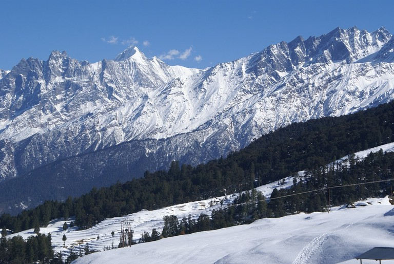 Auli Hills © Jignesh326