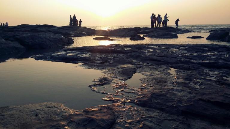 Bandra Bandstand Vinay Nair Flickr