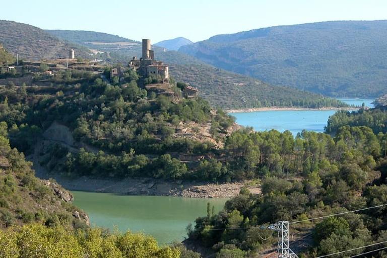 Baronia de Sant Oïsme, Catalunya | ©Fotoarxiu.sarratetorres / Wikimedia Commons