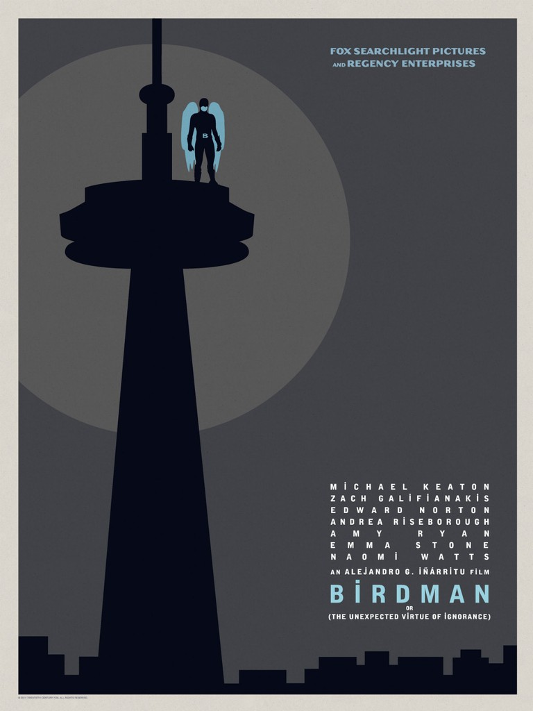 Birdman (2014) | © Fox Searchlight Pictures