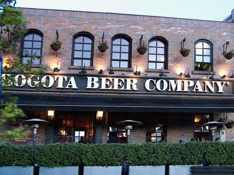 Bogota Beer Company | © Andres Rueda / Wikimedia Commons