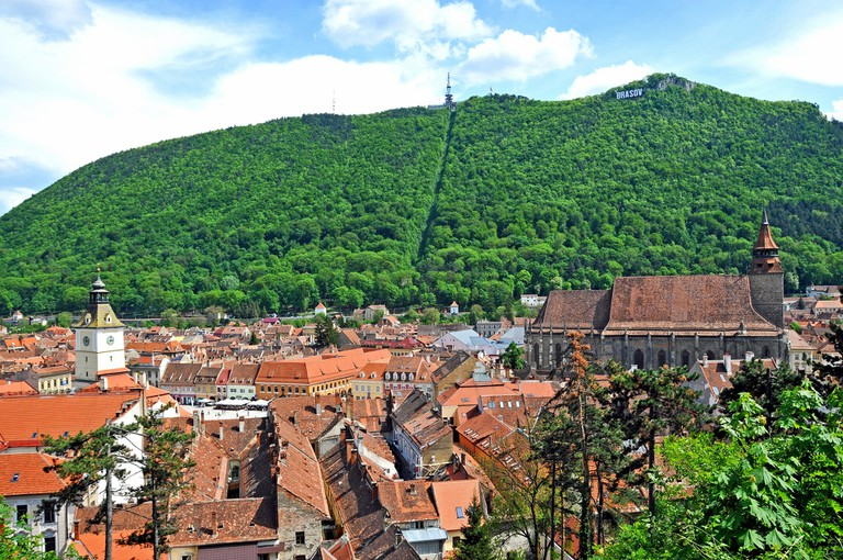 Overview of Brașov